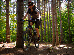 Mountain Biking is near The Sanders, Helena's Bed And Breakfast